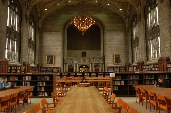 UChicago Libraries Listed Among Top 3 City's Best Libraries
